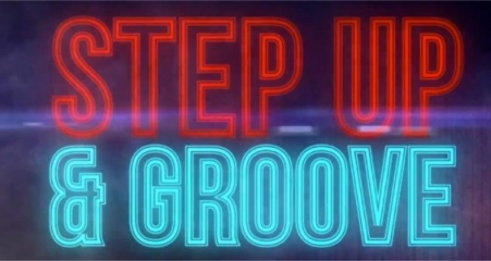Step Up and Groove (SUAG) 2013