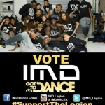 Vote IMD Got to Dance 2012 poster