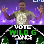 Vote Wild G Got to Dance 2012 poster