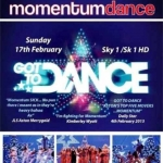 Vote Momentum Got to Dance 2012 poster