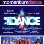 Vote Momentum Got to Dance 2012 poster