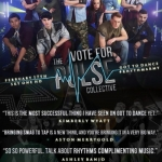 Vote Pulse Collective Got to Dance 2012 poster