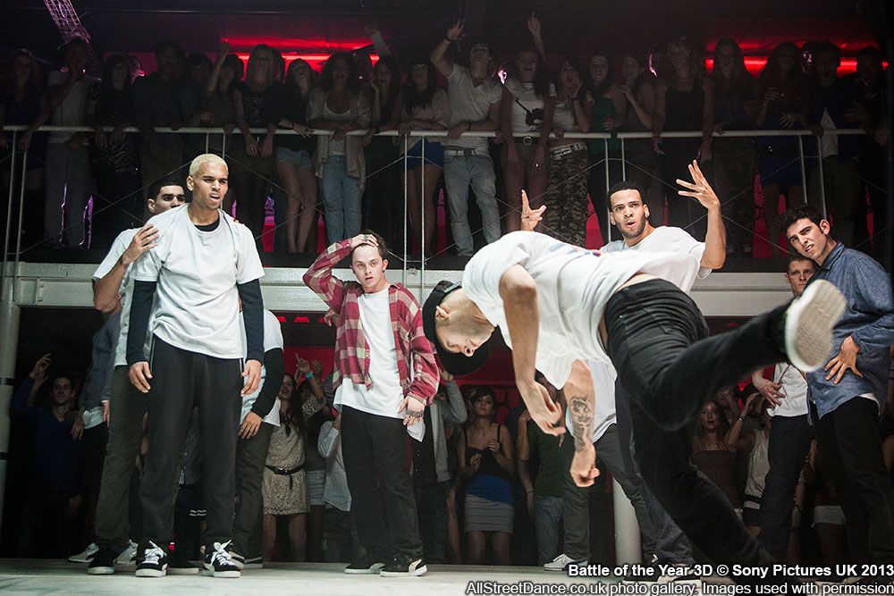 all street dance chris brown in battle of the year movie
